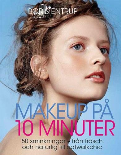 makeup, bokus.com,10 min, smink, mari yane, julklapps tips,