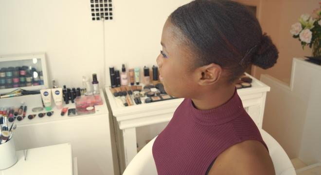 Mari yane, hair, afro,hår, sverige, frisör, natural ,curls, scandinavium, scandinaturals, afrotalk, 3 enkla frisyrer, mindre, 10 min, marian njie,