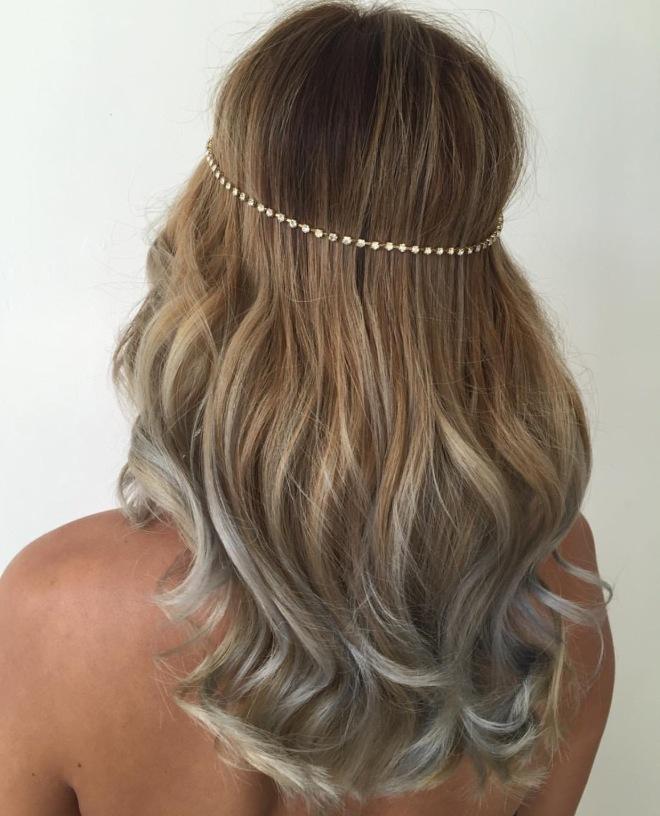 Mari Yane, hair , hår, stylist, grå, färg ,afro, natural,