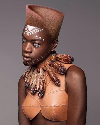 img_mari yane, lisa farrall, british hair, award, 2016, 2017, natural , hair, hår afro, stylist, frisör, scandinavien, stockholm, norge, finland, MY, marian njie, modell, obehandlat,
