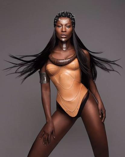 mari yane, lisa farrall, british hair, award, 2016, 2017, natural , hair, hår afro, stylist, frisör, scandinavien, stockholm, norge, finland, MY, marian njie, modell, obehandlat,